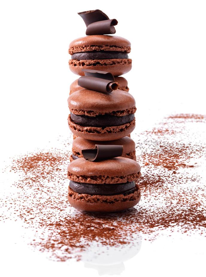 Macarons à la Ganache - La Maison du Chocolat