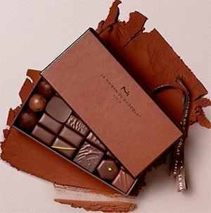 Corporate Catalogue 2020 - 2021 - La Maison du Chocolat