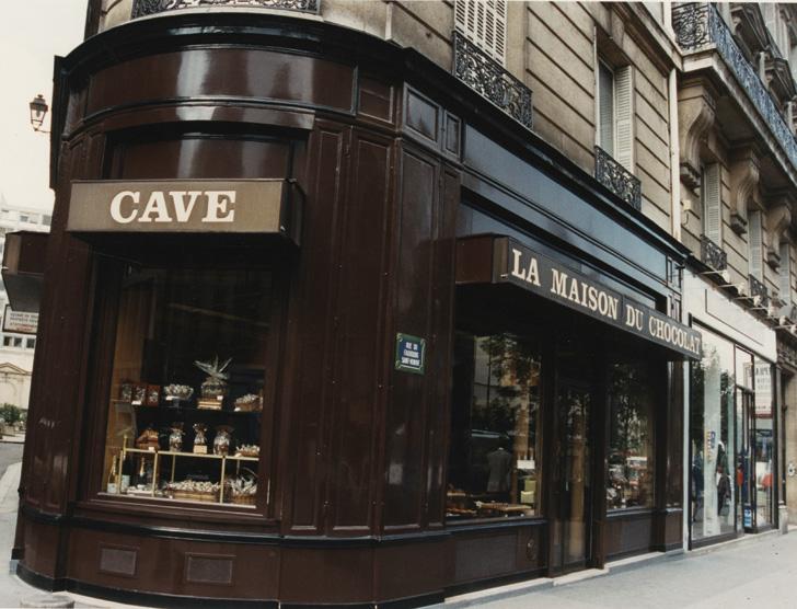 Histoire la maison du chocolat - 225 rue du faubourg saint honore ...