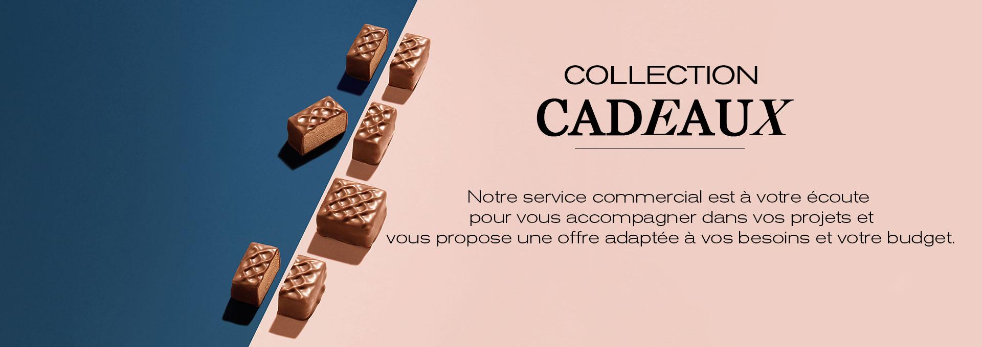 Collection Cadeaux 2018-2019 - La Maison du Chocolat