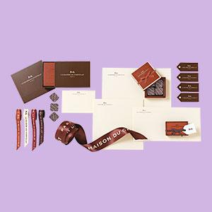 Personalization - La Maison du Chocolat
