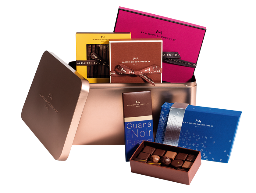 Sur-Mesure Corporate Gifts - La Maison du Chocolat