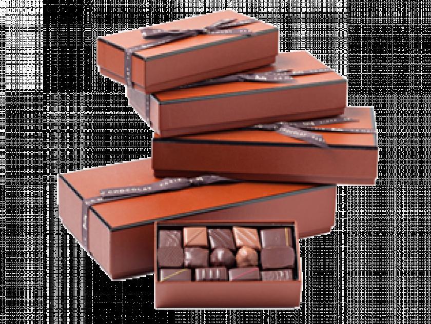 La Maison du Chocolat - アソルティモン メゾン
