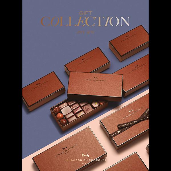 Corporate Gifts Catalog - La Maison du Chocolat