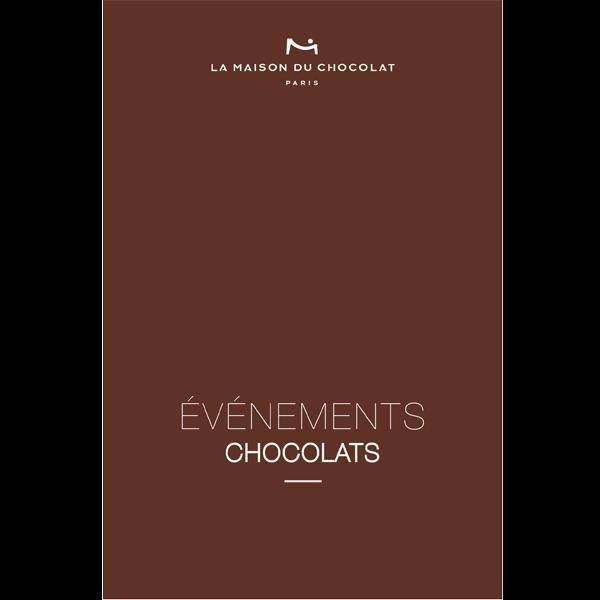 Catalogue Evénements chocolat - La Maison du Chocolat