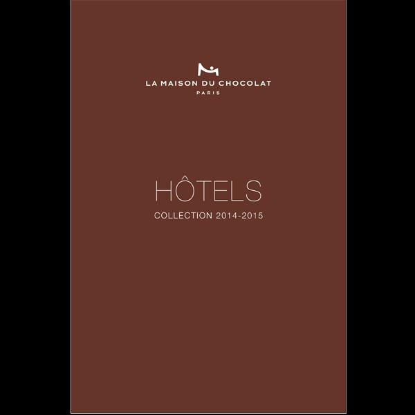 Catalogue Hôtels - La Maison du Chocolat