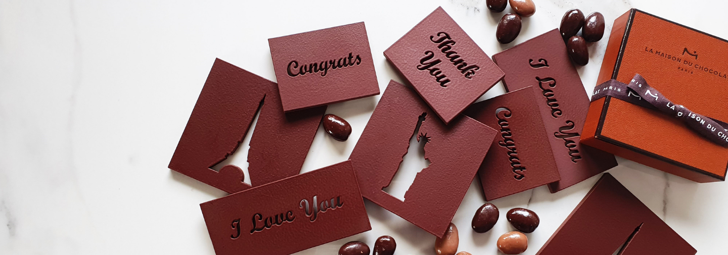 Chocolate Message Selection