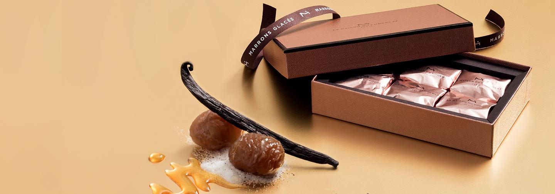 Glazed Chestnuts