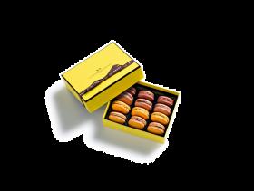 Customized Macarons Gift Box 12 pieces