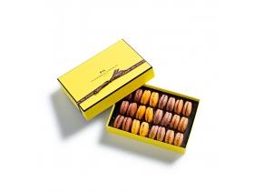 Coffret Macarons 24 pièces