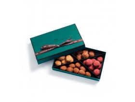 Coffret Truffes Chocolat Cassis Caramel 245g