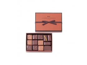 Coffret Attentions 14 chocolats