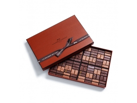 Coffret Maison Dark and Milk Chocolate 112 pieces