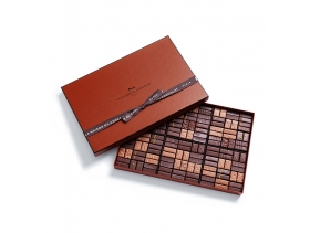 Coffret Maison Dark and Milk Chocolate 144 pieces
