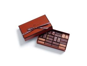Coffret Maison Dark and Milk Chocolate 24 pieces