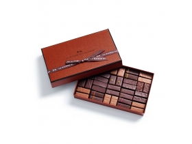 Coffret Maison Dark and Milk 40 chocolates