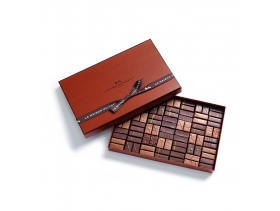 Coffret Maison Dark and Milk Chocolate 84 pieces