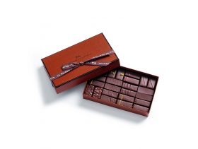 Coffret Maison Dark 24 chocolates