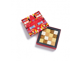 Coffret Tablettes Cracker 16 Chocolats