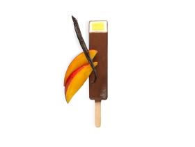 Bâtonnet Givré Vanille-Mangue, Chocolat au Lait