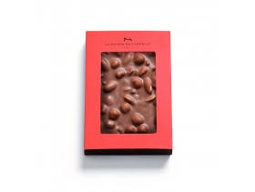 Milk Chocolate Mendiant Case