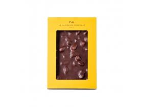 Dark Chocolate Mendiant Case