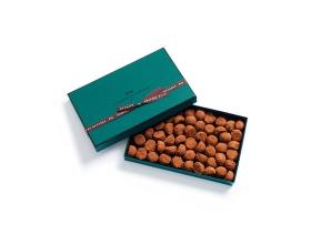 Plain Dark Truffle Gift Box 58 Pieces