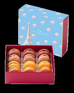 Parisian Macaron Gift Box