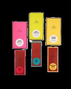 Dark Chocolate Bars Connoisseur Selection