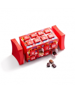 Calendrier de l'Avent Cracker 25 Chocolats