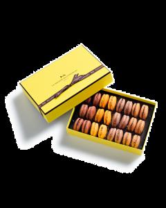 Customized Macarons Gift Box 24 pieces