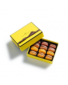 Macarons Gift Box 12 pieces