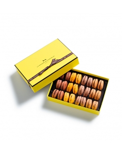 Macarons Gift Box 24 pieces