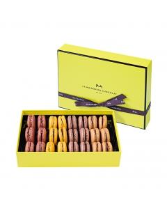 馬卡龍小圓餅禮盒24片裝