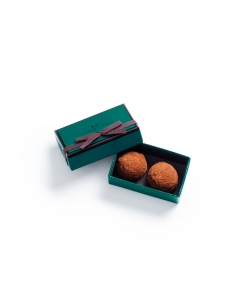 Plain Truffles Gift Box 2 pieces