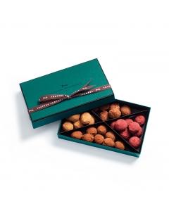 Plain Cassis Caramel Truffles 245 g