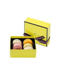 Macaron Gift Box  6 pieces