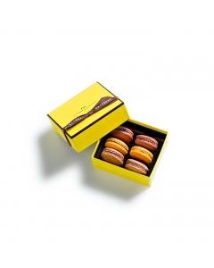 Macarons Gift Box 6 pieces