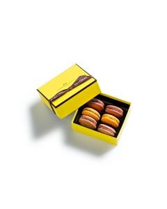 Parisian Macaron 6 Piece Gift Box