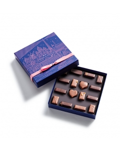 The Blue Hour Gift Box 16 chocolates