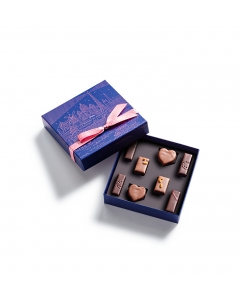The Blue Hour Gift Box 8 chocolates