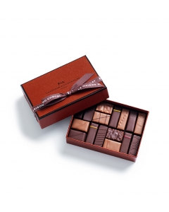 Coffret Attentions 16 chocolats