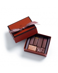 Coffret Attentions 6 chocolats