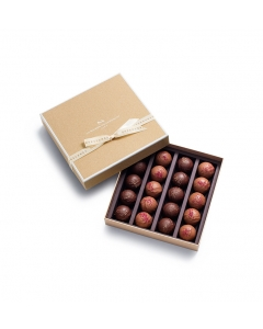 Coffret Effervescence 20 chocolats