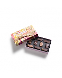 Cherry Blossom Ad Infinitum Gift Box 10 chocolates
