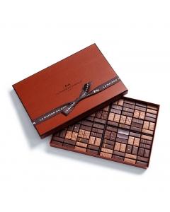 Coffret Maison Dark and Milk Chocolate 112 pieces