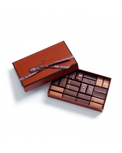 Coffret Maison Dark and Milk Chocolate 24 pieces