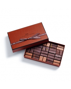 Coffret Maison Dark and Milk Chocolate 40 pieces
