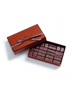 Coffret Maison Dark Chocolate 24 pieces