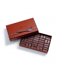 Coffret Maison Dark 40 chocolates